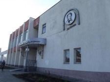 Библиотека Пушкина