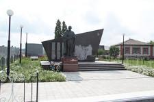 Обуховка памятник
