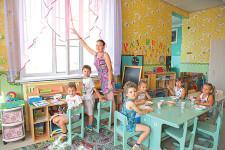 Василек детский сад