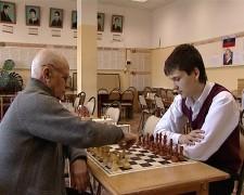 Шахматист Игнат Наконечный