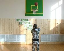 Долгая Поляна спортзал