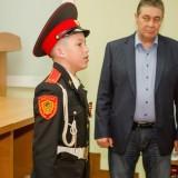 Алексей Сбитнев читает стихотворение собственного сочинения по теме ОТиПБ