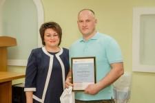 Серебряный призер в номинации «Лучший плакат» Максим Зиновьев