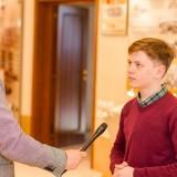 Александр Турушев делится впечатлениями от участия в конкурсе
