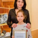 Виолетта Баркова с мамой