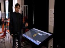 Интерактивный стол в ОПЦ «Железно!»