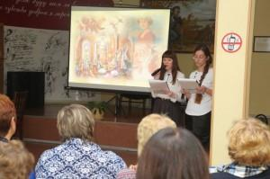 Литературная композиция, посвящённая жизни и творчеству Марины Цветаевой
