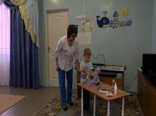 Санаторий Надежда Здоровый ребенок проектор