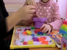 Лекотека в детском саду № 52 «Ласточка»
