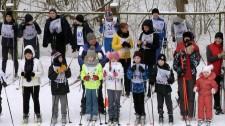Белогорье. Лыжи