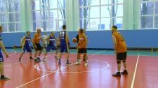 Спартакиада ОЭМК баскетбол