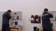 Конкурс профмастерства электромонтёров