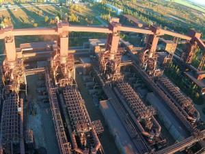 Фабрика окомкования и металлизации