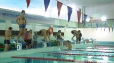 Плавание спартакиада