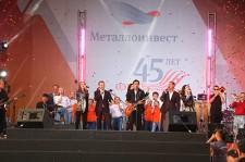 концерт на стадионе