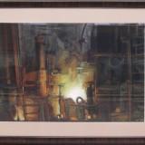 Величие производства. Горшенина Л.А. 2019 г., бумага, пастель, соус, 65х43.