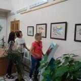 выставка Акварельные страницы (6)