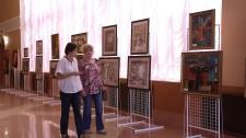 Сотрудиники Белгородского художественного музея