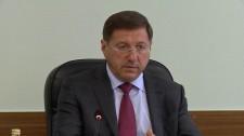 Пресс-конференция Сергиенко