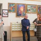 открытие выставки в библиотеке (14)