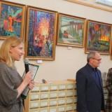 открытие выставки в библиотеке (23)