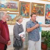 открытие выставки в библиотеке (33)