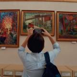 открытие выставки в библиотеке (36)