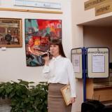 открытие выставки в библиотеке (40)