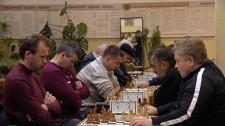 шахматы в зачет 29 спартакиады ОЭМК