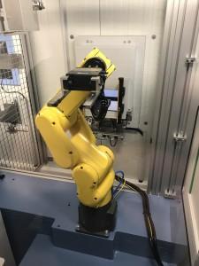 Робот в ЭСПЦ